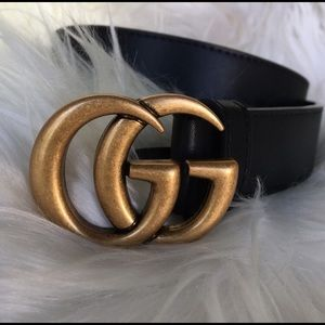Gucci Marmont belt!